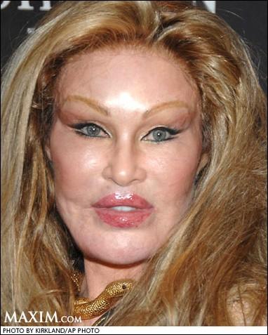 Покажите мне ,по вашему мнению,не красивую знаменитость?