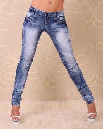 красивые женские джинсы фото
