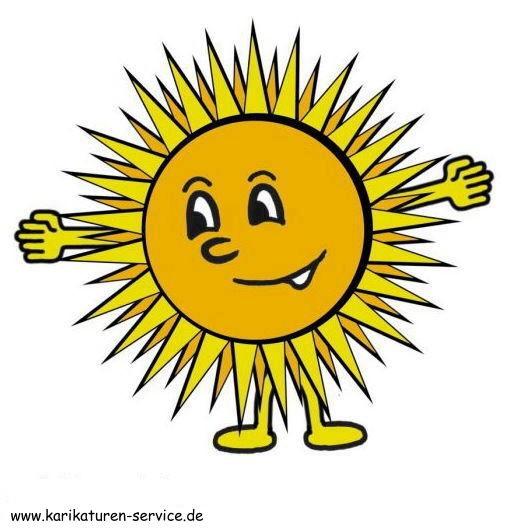 Покажите солнышко!
