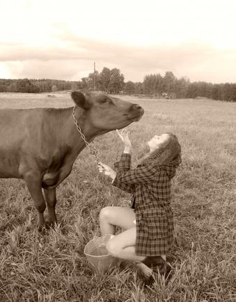 Parādi savu lauku romantiku, šarmu, burvību...