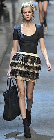 красивая летняя юбка?