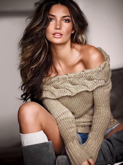 Красивые женские кофты