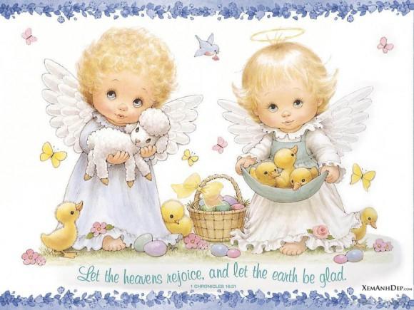 Покажите ангела или демона? Того кто вам ближе... :)