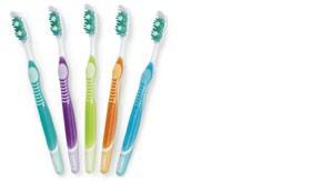 Покажите свою зубную щётку