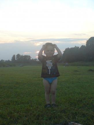 у вас есть любимая картина с закатом солнца?