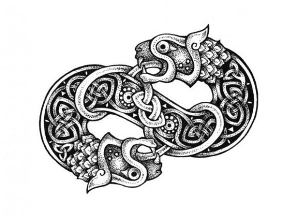 Картинки по запросу кельтский орнамент