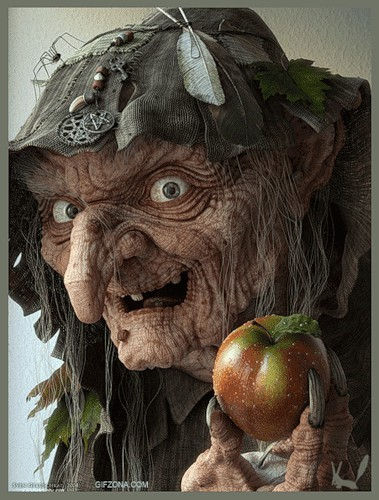 """покажите как выглядит """"баба ягодка"""" ?"""