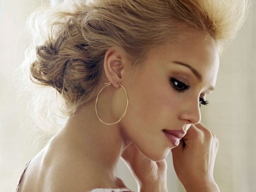 Красивый профиль женский фото