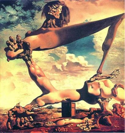 Какая лучшая картина Сальвадора Дали?