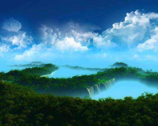 Какое самое прекрасное место на земле?