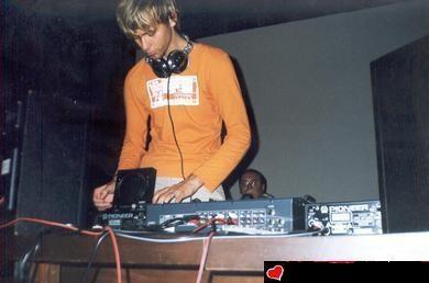 2002 year Trance private party Hotel Baltia Jurmala