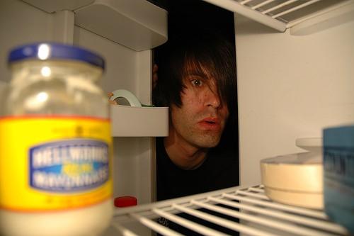 Kas tieši šobrīd tev ir ledusskapī?