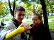 Лёша, banana guard и я :D
