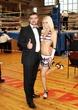 Я и президент Латвийской федерации кик-тай боксинга Юра Васильев