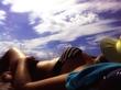 Солнце, море, пляж