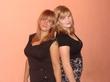 Кристина и Я . Новый год ))