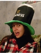Happy St. Patrick's Day!!1 криво, стёёёмно, но главное шапка!!11