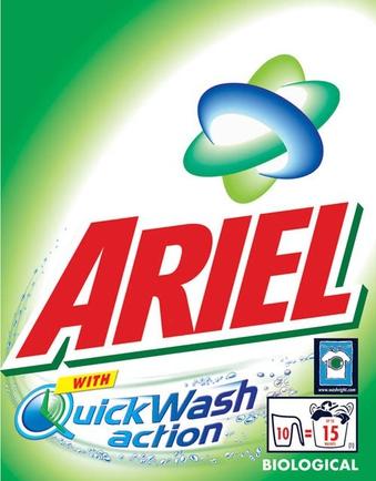 Каким стиральным порошком стираете?