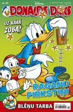 Tavs mīļākais komiksa tēls?