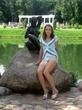 в Ботаническом саду Минска