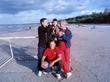 Линёвы (закрытие пляжного сезона)