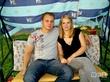Сашка и Кристинка