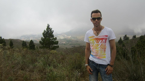 Canary island, Tenerife , my vocation 2011
