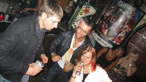 2011 Rotterdam maime beach club..dance till trance