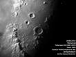 Луна после обработки