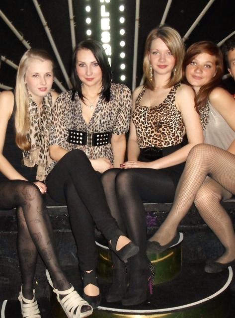 я и мои девочки))