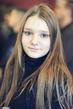 Случайный портрет неизвестной девочки в Mcdonalds.