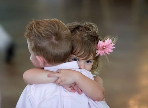 Дети - это цветы жизни, согласны? :)