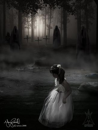 kā varētu izskatīties Lucifera un Lilitas bērni?