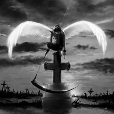 каким вы представляете своего ангела-хранителя?