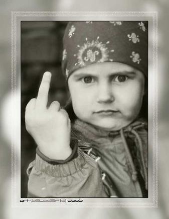 Как вы выглядите, когда сердитесь,злитесь?