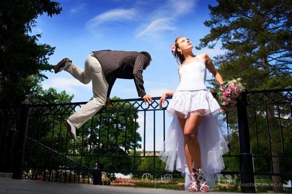 Самое красивое свадебное платье и