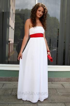 Покажите красивое платье на выпускной?