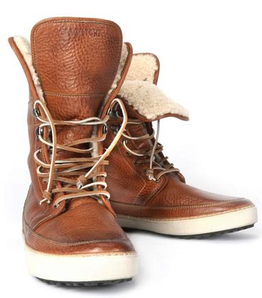 Какая сейчас модная мужская зимняя обувь ?