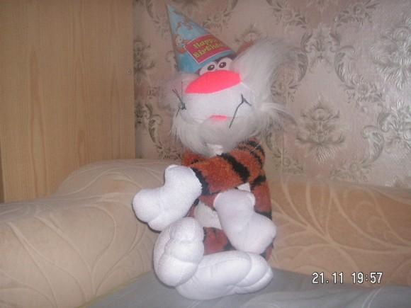 А вы помните свою первую игрушку ?