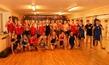 3ий справа :D Muay Thai Academy