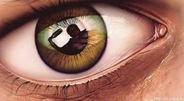 Что можно увидеть в ваших глазах?