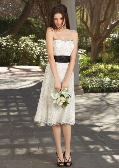 Платье с балетками на свадьбу