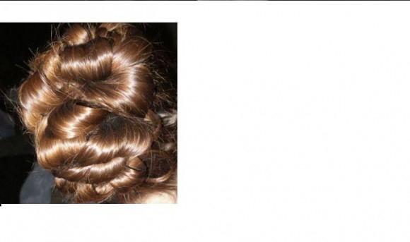 Покажите вашу самую самую удачную причёску, из всех, которые были )