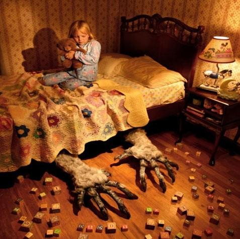А чего ты больше всего боялся в детстве?