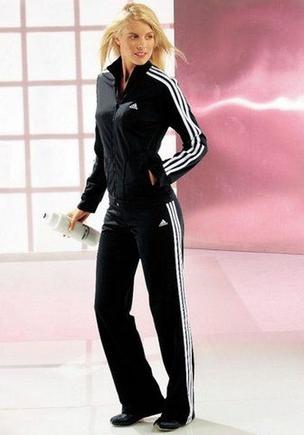 Купить красивый спортивный костюм женский с доставкой