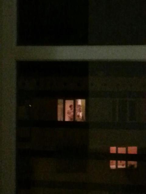 соседи,ох уж эти соседи ..