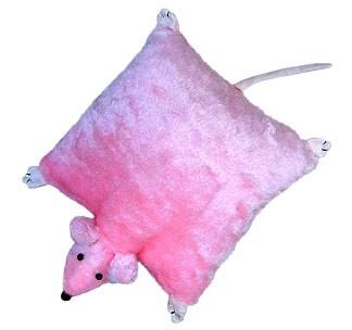 Покажите свою любимую подушку?