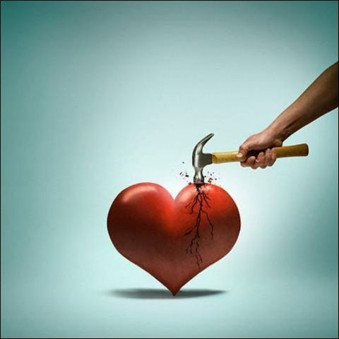 картинки о разбитой любви