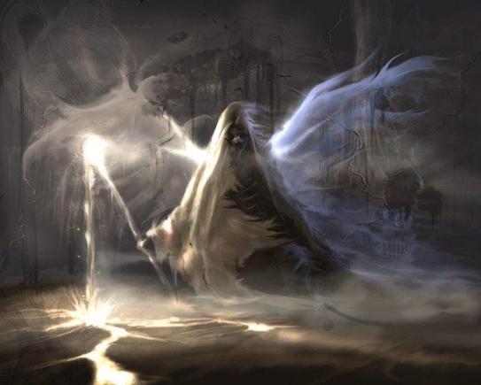 Верите в призраков?Фото сюда.