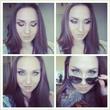 Make-Up model..)